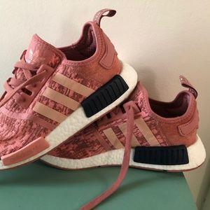Pink Adidas NMD